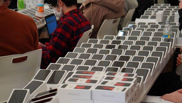 Čak 2000 telefona poklonjeno na kruzeru u Japanu!