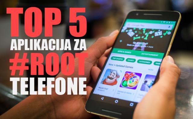 5 aplikacija koje morate imati na root-ovanim telefonima! [2017]