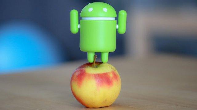 5 razloga zašto Apple mrzi Android