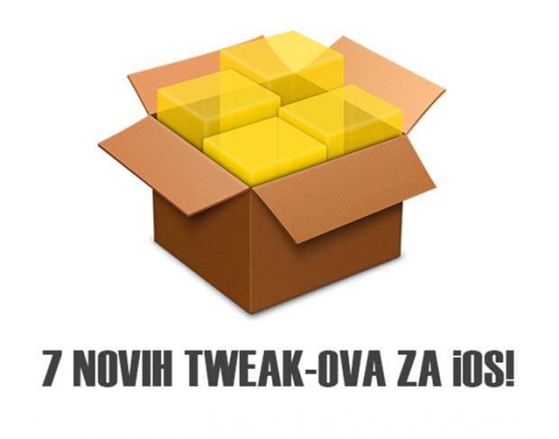 7 novih modifikacija za iOS!
