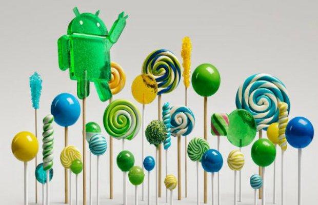 Android 5 LolliPop je dostupan za preuzimanje!