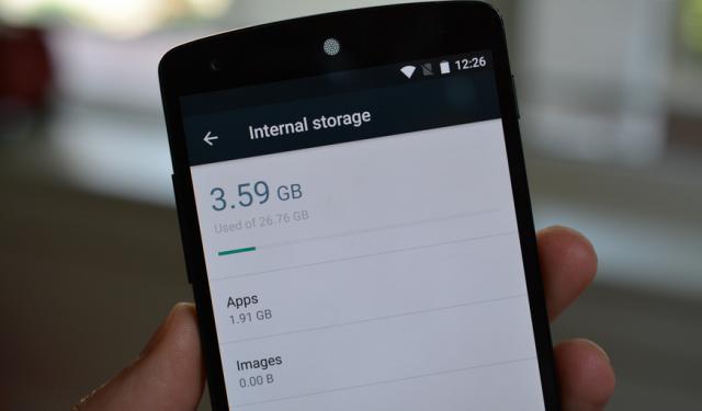 Android M DP2 je doneo neke promene vezane za manipulaciju memorije uređaja.