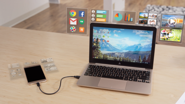 Andromium Superbook će pretvoriti vaš Android telefon u LapTop! (VIDEO)