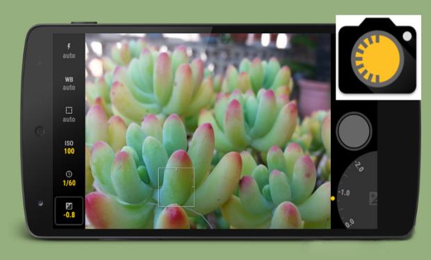 """Aplikacija """"Manual Camera"""" pretvara vaš telefon u DSLR kameru!"""