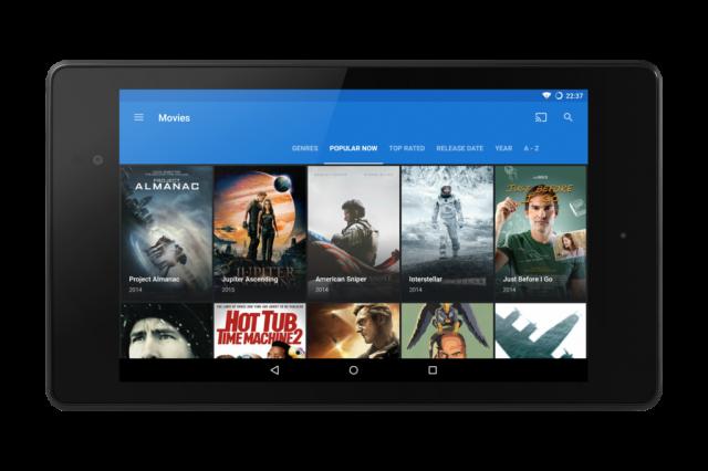 Aplikacija za gledanje FullHD filmova preko interneta sa prevodom je upravo poboljšana!