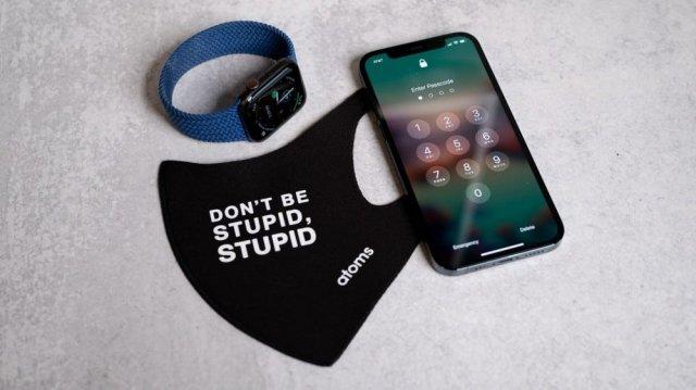 Apple Face ID će uskoro raditi sa maskama