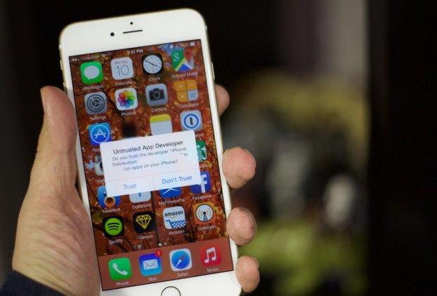 Kako Apple tvrdi ''Masque Attack'' u iOS nije propust!