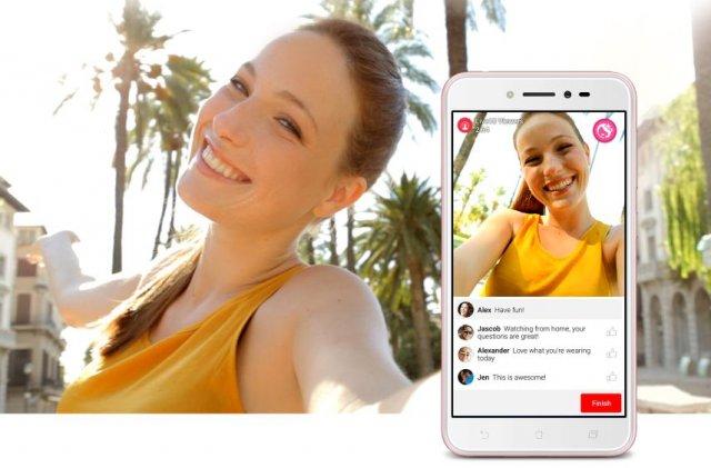 Asus predstavio ZenFone Live telefon! Znači, nema nam mira uskoro… [MWC 2017]