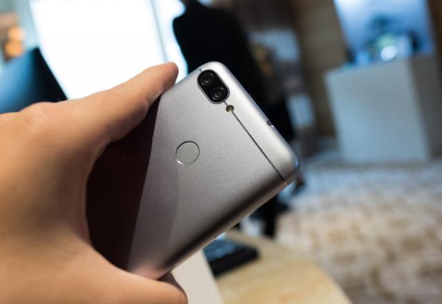 Asus predstavio ZenFone Max Plus! [CES 2018]