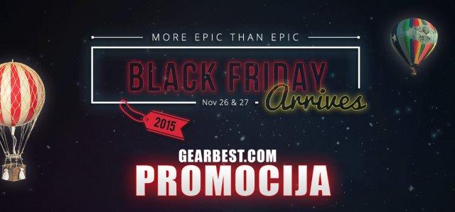 Black Friday je sutra! Krenite sa kupovinom već odmah!