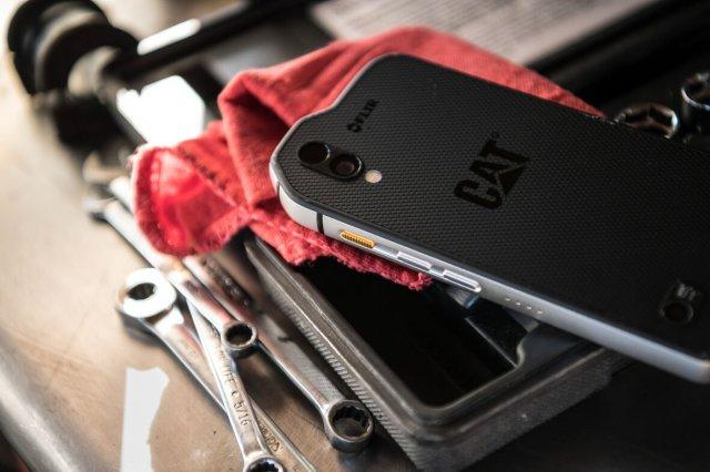 Cat S61 Android telefon ima sve alate koji su potrebni majstoru!