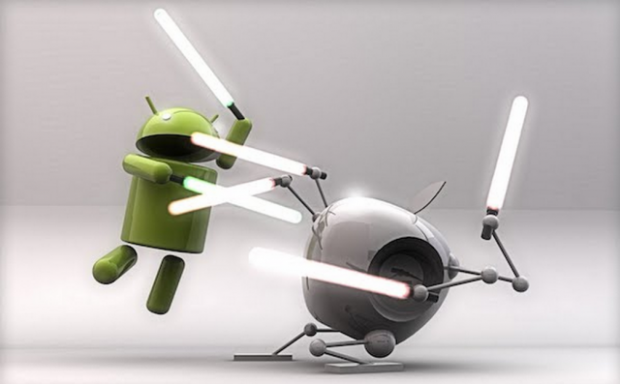Cimeri su izboli jedno drugog tokom rasprave o tome da li je Android bolji od iOS platforme!
