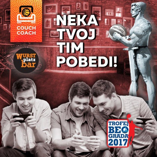 CouchCoach - Budi trener iz kauča i neka tvoj tim pobedi!