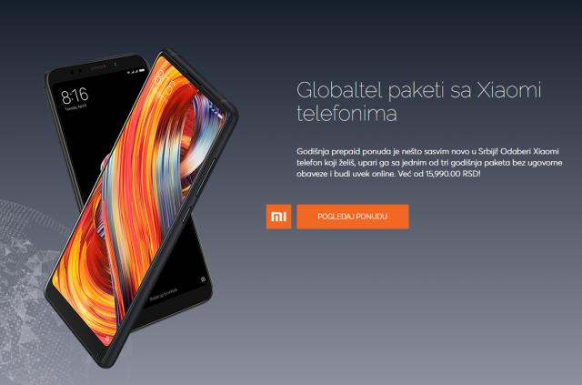 Da li Globaltel.rs stvarno nudi povoljne Xiaomi telefone?