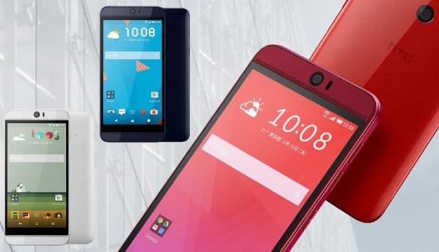 Da li je ovo HTC J Butterfly sa jačim karakteristikama nego One M9?