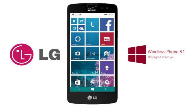 Da li je ovo LG Windows telefon koji će se pojaviti nakon dugih 5 godina?