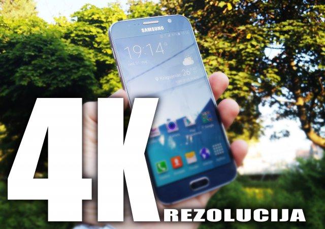Da li treba kupovati telefone sa 4K rezolucijom?