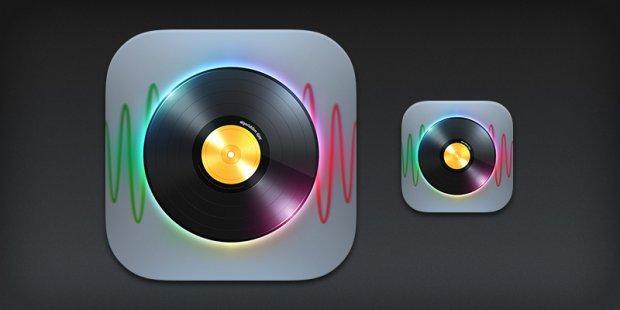 Djay aplikacija na App Store i Google Play marketima!
