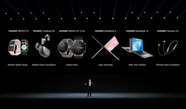Ekosistem raste brzo! Huawei predstavio 6 novih uređaja!