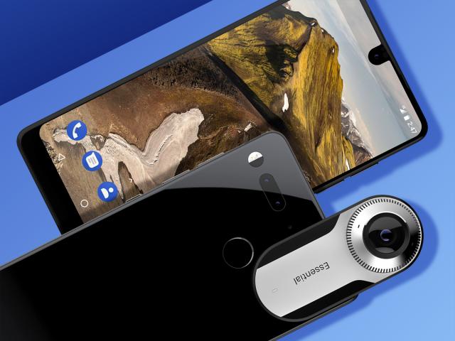 Essential PH1 je telefon koji je kreirao i lansirao tvorac Android-a: Andy Rubin!