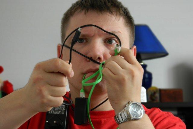 Evo jednog zabavnog načina da organizujete kabel punjača vašeg telefona!
