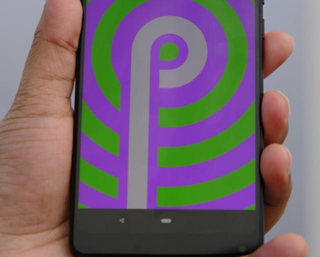Evo kako Android P izgleda na Xiaomi Mi Mix 2S telefonu?