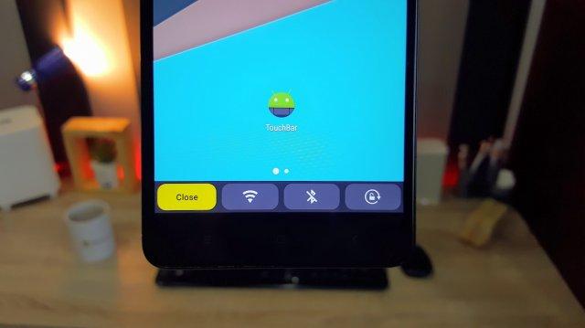 """Evo kako da dodate """"TouchBar"""" na dnu ekrana telefona!"""