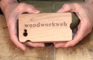 Evo kako da napravite drvenu futrolu za vaš pametni telefon! (VIDEO)