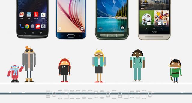 Evo kako da uz pomoć najvećeg Android stručnjaka izaberete telefon!?
