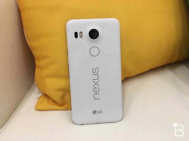 Evo kako izgleda novi Nexus 5X telefon koji je Google juče predstavio! (VIDEO)