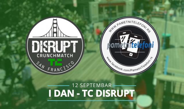 Evo nekih zanimljivosti koje su se dogodile prvog dana na TechCrunch Disrupt-u! (VIDEO)
