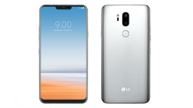 Evo zvaničnih fotografija nadolazećeg LG G7 ThinQ telefona!