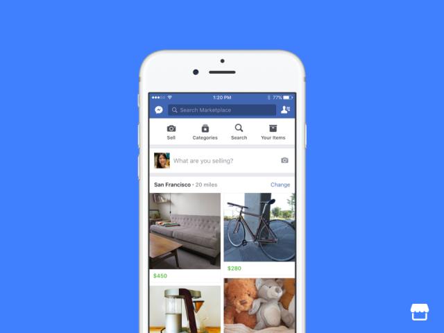 Facebook je predstavio Marketplace platformu! Prodaj i kupi u okviru tvoje lokalne zajednce! (VIDEO)