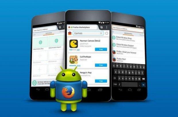 Firefox 34 za Android je dobio nove funkcije!