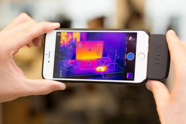 Flir One i Flir One Pro su nove termalne kamere za Android uređaje! [CES 2017]