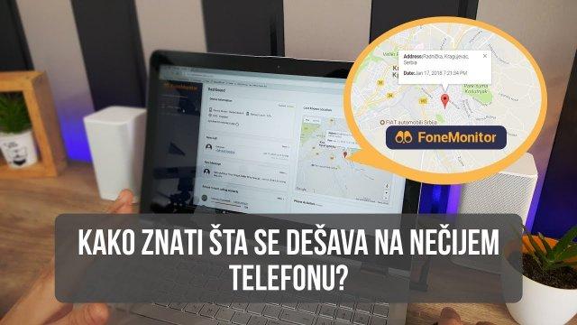 FoneMonitor vam omogućava da nadgledate nečiji telefon! (VIDEO) [TEST]