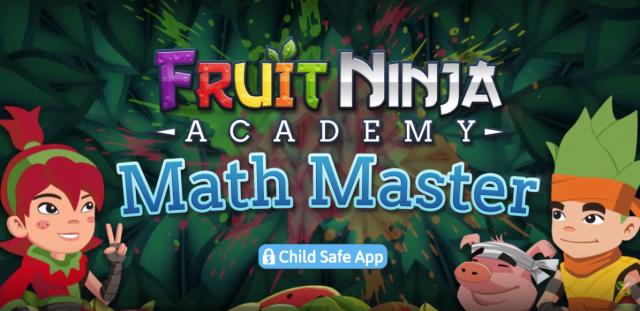 Fruit Ninja - Math Master: igrica koja će kroz zabavu naterati vaše dete da vežba matematiku!