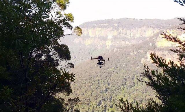 Galaxy Note 4 je napravio impresivan 4K panoramski snimak leteći sa dronom!