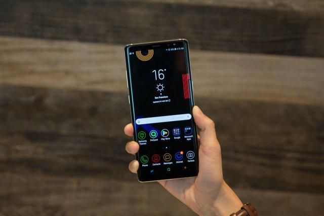 Galaxy Note 9 će upravo biti lansiran! Pratite uživo prenos ovde! (VIDEO)