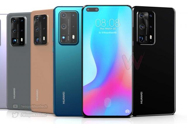 Gde pogledati uživo predstavljanje novih Huawei P40 telefona? (VIDEO)