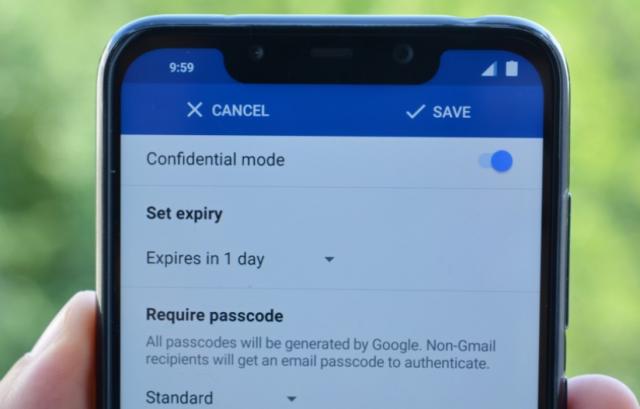 """Gmail sada ima opciju slanja """"samo uništavajućih"""" email-ova!"""
