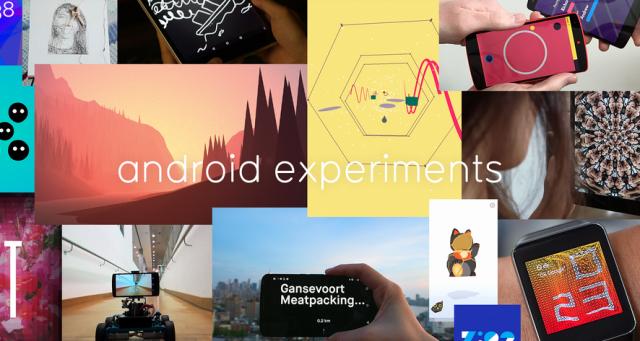 """""""Google Experiments"""" je projekat koji ima cilj da pokaže šta sve to Android može. Evo šta su do sada uspeli da prezentuju!"""