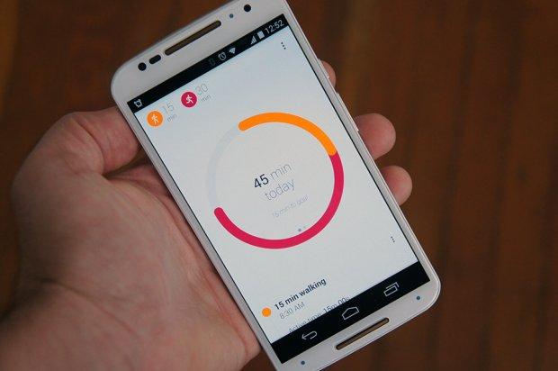 Google Fit je vaš fitnes trener!