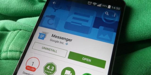 Google Messenger aplikacija za SMS dopisivanje je upravo dobila podršku za GIF fotke!