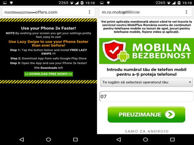 Google Play je pun aplikacija koje sadrže napadni sistem reklamiranja!