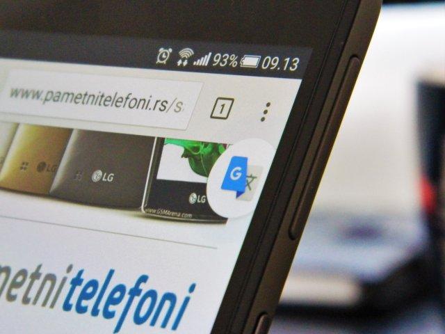 Google prevodilac aplikacija je dobila funkciju koju će svi obožavati! [Tap To Translate]