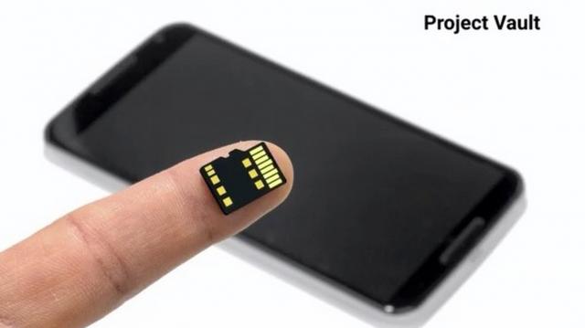 """Google """"Vault"""" je projekat koji podrazumeva najsigurniju MicroSD karticu!"""