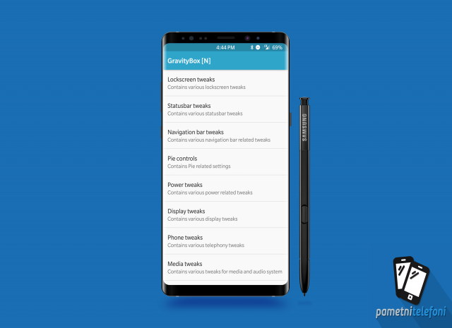 GravityBox ažuriran za Android 7 Nougat telefone!
