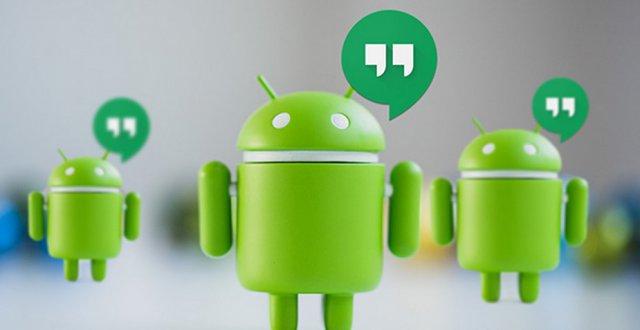 Hangouts za Android je prešao na verziju 3.0