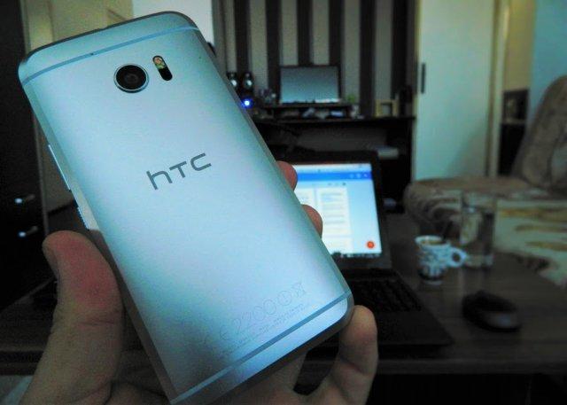HTC 10 - Test